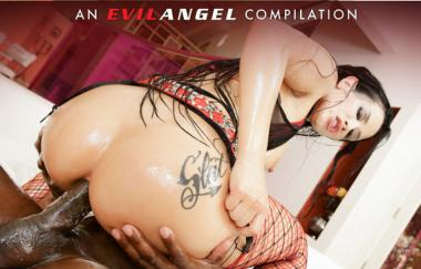 BBC Anal Compilation # 02 Chris Streams (EvilAngel)